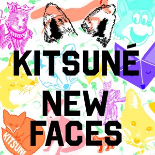 various artists<br>「Kitsuné New Faces」 <br>《輸入盤CD/帯付》