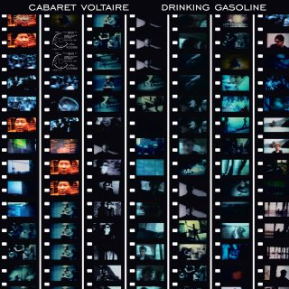 Cabaret Voltaire<br>「Drinking Gasoline」(CD+DVD) <br>《輸入盤CD/ 帯・解説付》<br>《MUTE ロゴ・ステッカー付 !》