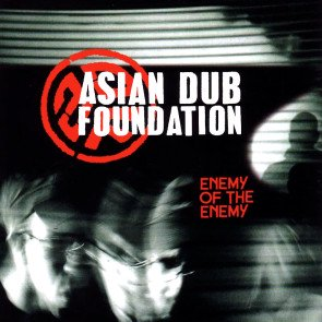ASIAN DUB FOUNDATION <br>『Enemy of The Enemy』<br>《国内盤CD》