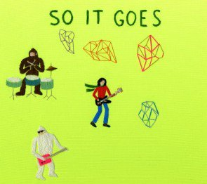 會田茂一  <br>『So It Goes』<br>《国内盤CD》