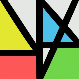 New Order<br>『Music Complete』 <br>《国内盤CD/ 日本先行発売》<br>《MUTE ロゴ・ステッカー付》<br>