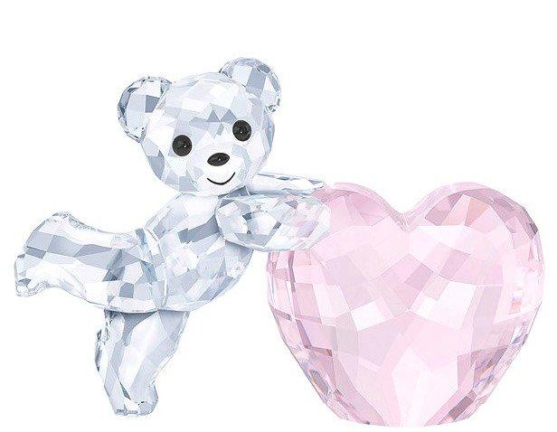 スワロフスキー KRISベア PINK HEART 52...