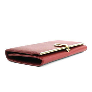 Ferragamo フェラガモ 長財布 ワインレッド 224633【カードOK】PCのみ対応