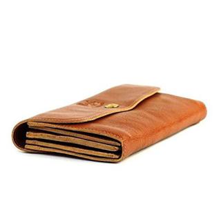 Il Bisonte イルビゾンテ 長財布 ライトブラウン C0842【カードOK】PCのみ対応