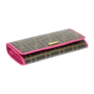 フェンディ 8M0298-00GRP/FOA73 長財布     【カードOK】PCのみ対応