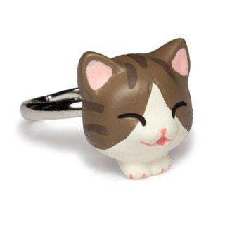 猫リング / キジトラ / RN-1009