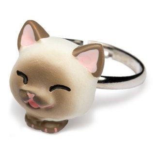 猫リング / シャム / RN-1010