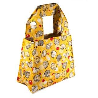 トートバッグ TB-113Y アンモニャイト猫 黄色