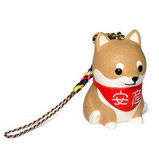 コウノドリ 安産犬 根付 公式ロゴ入りBOX TB-1001