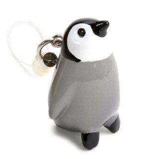 鳥シリーズ ペンギン グレー BO-4001