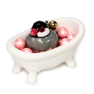 アロマ 幸せ 香る バスタイム アニマル 文鳥 香り玉 PH-5002