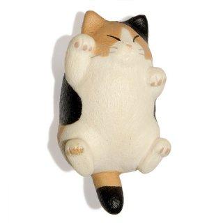 でぶ猫 / 三毛 / N-2301
