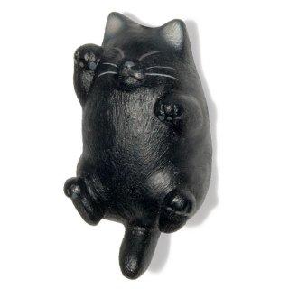 でぶ猫 / 黒 / N-2305