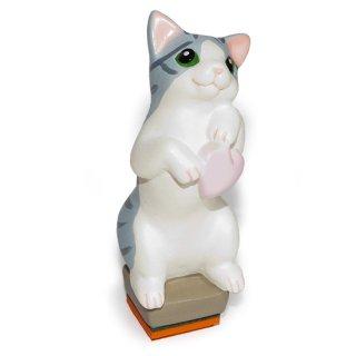 こころ猫 / サバトラ白 / B-6003