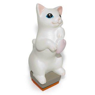 こころ猫 / 白 / B-6006