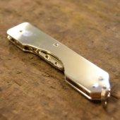 シルバー製ナイフ形キー