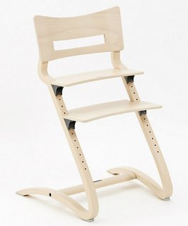 Leander New Standard High Chair【お取り寄せ品】