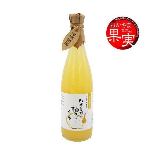 ハチミツと柚子の<br>ジュース 720ml<br>