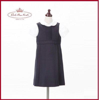 刺繍ステッチジャンパースカート(刺繍無し)