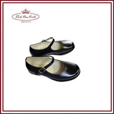 ワンストラップ 牛革靴 【日本製】