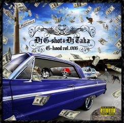 DJ G-SHOT / G-HOOD vol.006