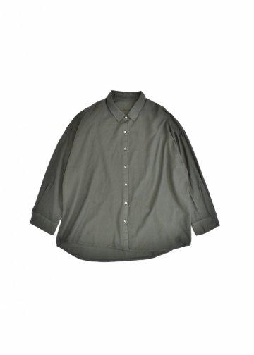 "<img class='new_mark_img1' src='https://img.shop-pro.jp/img/new/icons8.gif' style='border:none;display:inline;margin:0px;padding:0px;width:auto;' />プライベート0204 L21A-PRI-SH02 ""Cotton Oversized Shirt"" KHAKI"