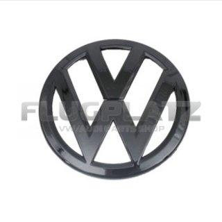 VWエンブレム フロント (グロスブラック) /ゴルフ7