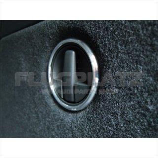 トランクルームフック アルミリング /AUDI A1 A3 Q3