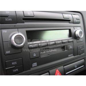 オーディオスイッチ アルミキャップ /AUDI TT A3 A4