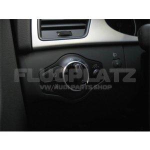 ヘッドライトスイッチ アルミリング /AUDI A4 A5 Q5