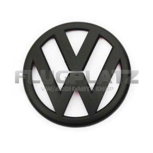 VWエンブレム リア (マットブラック) /ゴルフ6 ザ・ビートル ポロ6R ポロ6C パサート3C