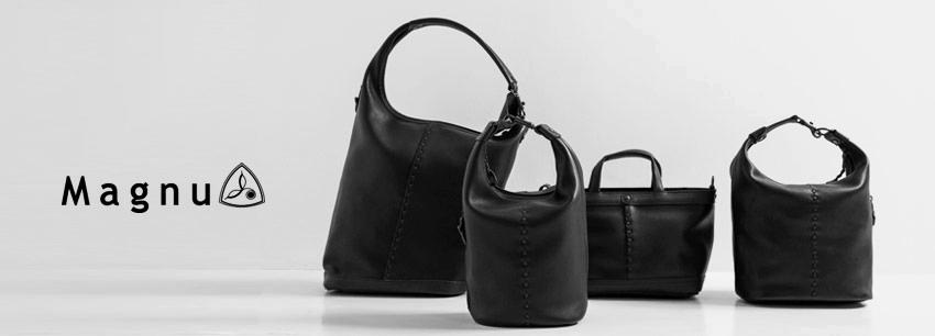 Magnu |マヌー|バッグ・カバン・革製品|レザーブランド| Magnu Atelier Shop