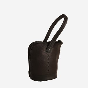 HONA pouch スムース革