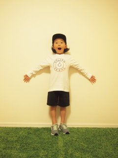Scribe L/S Tee Youth