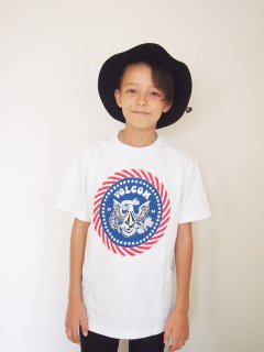 Free 4th S/S Tee Youth