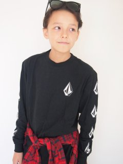 Deadly Stones L/S Tee Youth