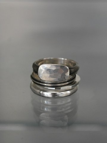 5RING C ANTIQUE SHAPE