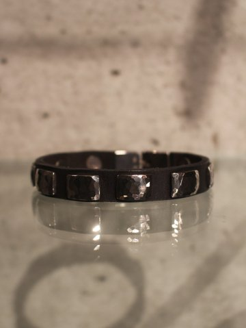 BRACELET METAL ALLIGATOR