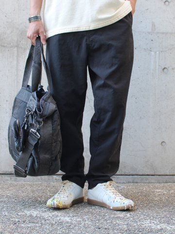 WEATHER CROPPED PANTS