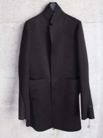 WASHED CASHMERE JACKET