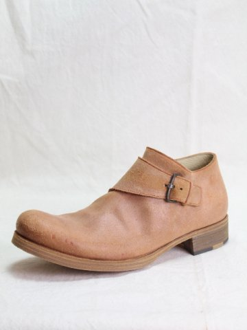 BUCKLED SHOES