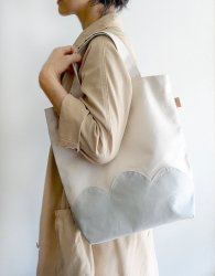 nuages bag - gray