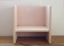 kinder chair - pink