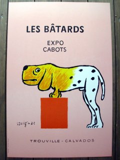 「LES BATARDS」
