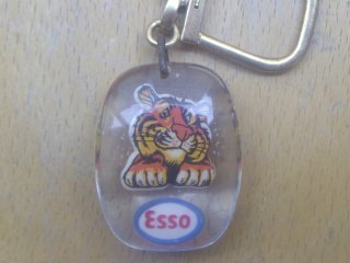 ESSO TIGER clear