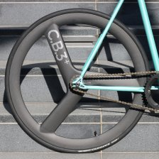 CARTEL BIKES C.B.3+ REAR WHEEL