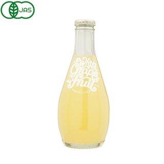 オーガニック ホワイトグレープフルーツ スパークリング 250ml<br>Organic White Grapefruit Sparkling