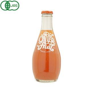 オーガニック レッドグレープフルーツ スパークリング 250ml<br>Organic Red Grapefruit Sparkling