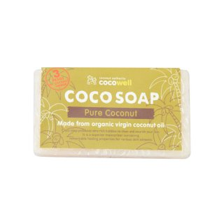 ココウェル ココソープ ココナッツ 95g