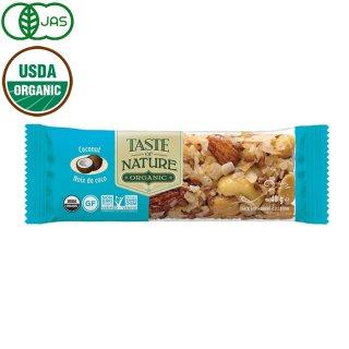 Taste of Nature オーガニックフルーツ&ナッツバー ココナッツ